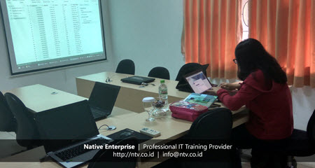 office the shop. Intro To Excel Data Analysis Expression Training With The Body Shop Indonesia Office