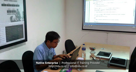 Asp.Net Web API Training with Hino Finance Indonesia