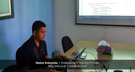 Xamarin Android Training-PT Mitsui Kinzoku ACT Indonesia